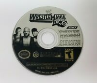 WWE WrestleMania X8 (Nintendo GameCube, 2004) Disc Only, Tested/Works