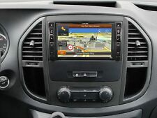 Alpine X800D-V447 Advanced Navi Station, Alpine Style Per Mercedes Vito (447)