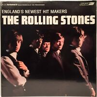 ROLLING STONES ENGLAND'S NEWEST HIT MAKERS 1964 1ST PRESS LP LONDON ffrr SEALED!