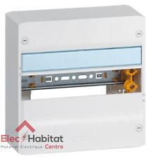 Tableau électrique 1 rangée 13 modules Legrand 401211