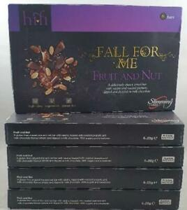 30 Hi Fi Slimming World Bars Fruit & Nut (5 Boxes of 6 bars)