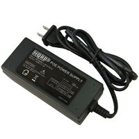 HQRP 24V POE Injector Power Supply for IP Camera, Wireless Network Access Point