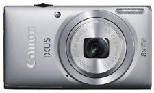 Canon IXUS 135 16 Megapixel Digital Kamera 8-fach optischer Zoom, W-LAN, Silber