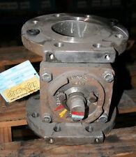 """4"""" Chem-Plug Flanged Plug Valve Model 022"""