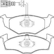AUDI A2 1.2TDi 01-05, nuevas pastillas de freno delantero