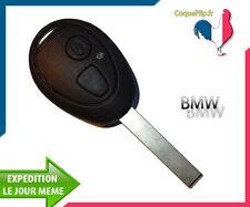 Coque Pour Clé Télécommande Plip BMW Mini Cooper + Cle Vierge