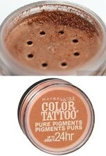 Maybelline Color Tattoo Pure Pigments Eyeshadow -35 Breaking Bronze- New