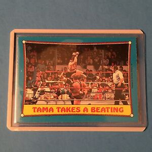 1987 O-Pee-Chee WWF #41  Demolition/Islanders  NM/MT  Pack Fresh!