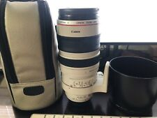 Canon EF 100-400 mm F/4.5-5.6 USM IS L For Canon (MINT CONDITION)