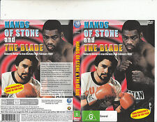 Hands of Stone And The Blade-Roberto Duran VS Iran Barkley-Feb 1989-Boxing-DVD