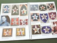 """EMBLEMS OF HONOR INFANTRY DIVISIONS VOLUME 1"" US WW1 WW2 PATCH REFERENCE BOOK"