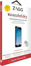 ZAGG iPhone 8 7 6s 6 & SE 2020 InvisibleShield HD Dry Screen Protector