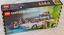 SEALED 21108 LEGO Ghostbusters original movie ECTO 1 vehicle 508 pc set RETIRED
