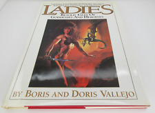 Ladies Retold Tales of Goddesses and Heroines by Boris and Doris Vallejo 1992