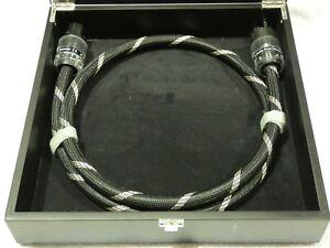 BRAND NEW & BOXED! Vincent Premium Line European Plug Mains Power Kabel Cable