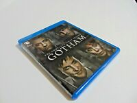 Gotham: The Complete First Season (Blu-ray Disc, 2015, 4-Disc Set) Free Ship!