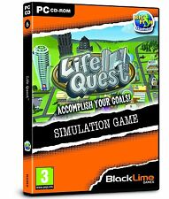 Life Quest (PC CD) BRAND NEW SEALED