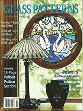 Stained GLASS PATTERNS QUARTERLY Magazine WINTER 2004