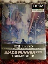 Blade Runner 2049 4k Steelbook Fully Sealed