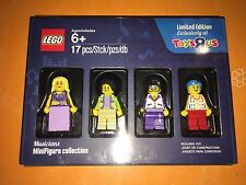 Nip Lego Musicians Minifigure Collection 5004421 Limited Ed Tru I Ship Everyday