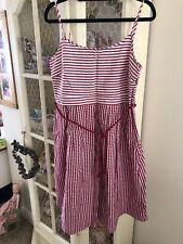 Seasalt Cornwall Lovely Summer Dress Size 14