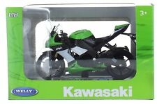 BMW S 1000 RR 1 18 Welly Diecast Model Motor Bike Superbike Boys Toys