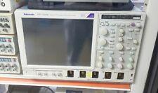 Tektronix Dpo70404c 4ghz 25gss 4ch Digital Phosphor Oscilloscope