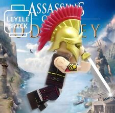 Pre-order LYL BRICK Custom Assassin Creed Odyssey Lego Minifigure In Stock 12/1