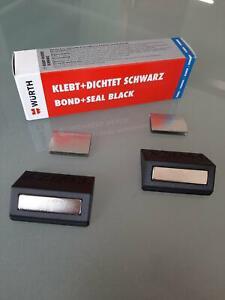 RENAULT TWIZY 2x Magnete Seitenscheiben ELIA Seitenscheibenmagnete Ersatzmagnete