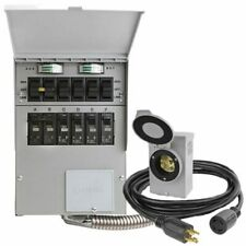 Reliance Controls Pro/Tran 2 - 30-Amp Power Transfer Switch Kit for Portable .
