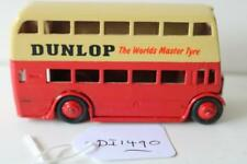 dinky[ di1490 ] OLD LONDON DOUBLE DECK BUS TRAINGIRL13
