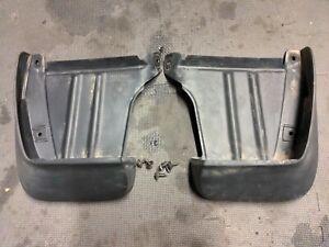 OEM 04-05 Acura TSX Rear Splash Guards Mud Flaps 08P09-SEC-200R1 Left Right
