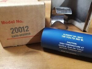 MASTER MITE 20012 HEATING ELEMENT 120V BLUE- NEW IN BOX - FREE SHIPPING