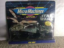 galoob mincro machines star wars collection #1 ship collection
