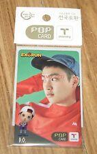 EXO EXORUN DO D.O. T-MONEY TMONEY POP CARD PHOTOCARD SEALED