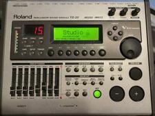 Roland TD-20 TD20 Électronique V Tambour Son Audio Module Testé Fonctionnel Work