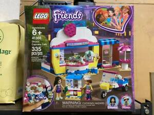 Olivia's Cupcake Cafe 41366 - LEGO Friends Set - New in Box / Factory Sealed