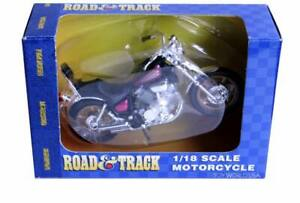 Maisto Road & Track 1-18 Scale Motorcycle #31026