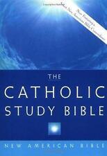 The Catholic Study Bible: New American Bible, , Good Book