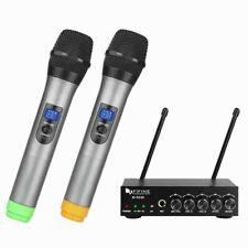 Karaoke Wireless MicrophonesUHF Dual Channel Handheld Set FIFINE KO36