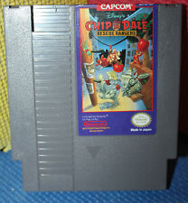 Chip N Dale's Rescue Rangers Cartridge only for the NES