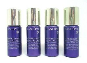 Lot of 4 Lancome Renegie Multi Action Intense Skin Revitalizer ~ .34 oz x 4 ~