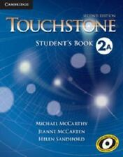 Touchstone Level 2 Student's Book A by Michael McCarthy (2014, Paperback,...