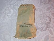 Old Toy Marble Bag with Essential Products Corp Little Chute Wi   advertising