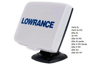 Lowrance Elite 5 5TI  Elite-5X 5 Mark HDI Sun & Dust Cover 000-12750-001