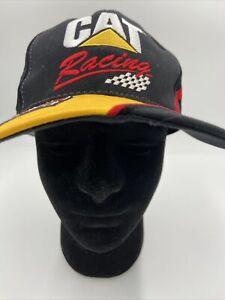 Vintage Nascar Hat Baseball Cap Cat Racing #22 Ward Burton Bill Davis Racing
