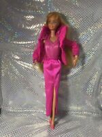 1979 Beauty Secrets Barbie Vintage Outfit Shoes As Shown Rare Please Read Detail