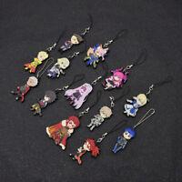 Anime Fate Grand Order Keychain Cute Cartoon Keyring Women Men Accessories