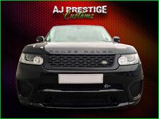 Range Rover Sport L494 fitment SVR Style Body Kit Conversion