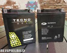PFAND Bj Gel Batterie wartungsfrei Honda PCX 125 LE JF28 inkl 2012